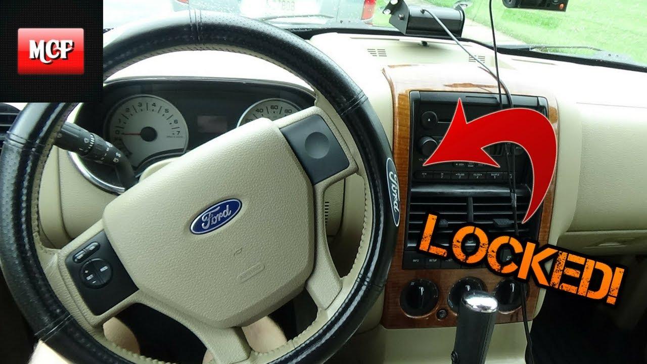 How To Unlock Steering Wheel >> How To Unlock A Steering Wheel Youtube