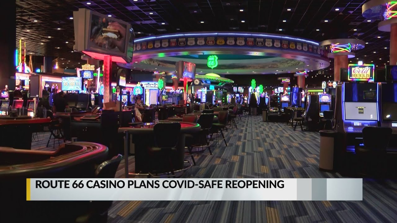Route 66 Casino Set To Reopen This Weekend Youtube