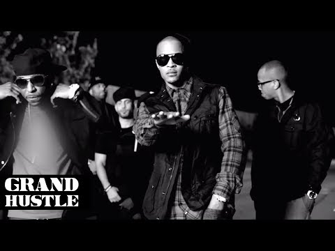 T.I. - I Can't Help It ft. Rocko [Official Video]