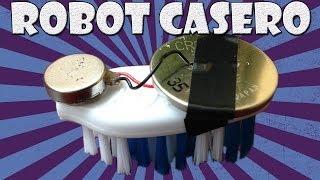 Como Hacer un mini Robot Casero con un Celular