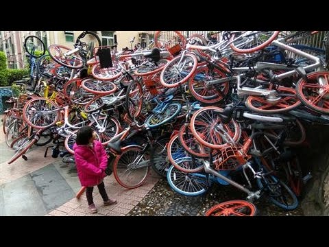 When Bike Sharing Goes Wrong