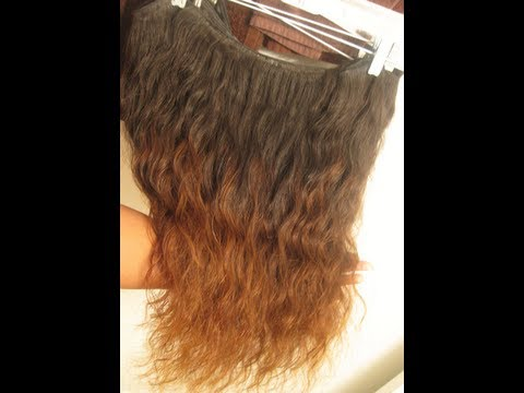 How To Bleach Your Extensions (DETAILED)