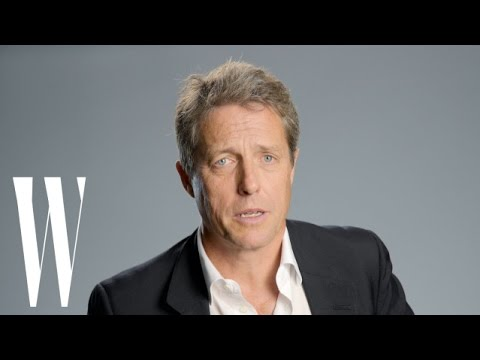 Hugh Grant Usually Throws a Tantrum On His Birthday | W Magazine