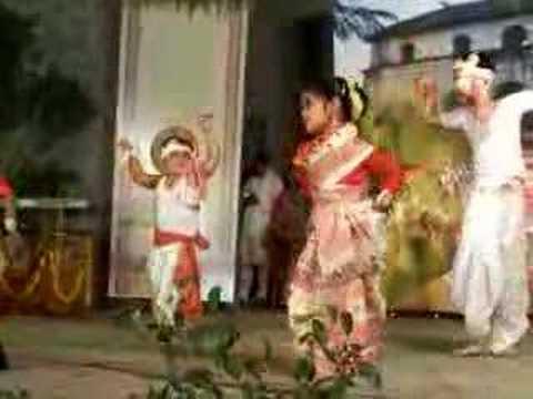 Bihu Dance of Assam