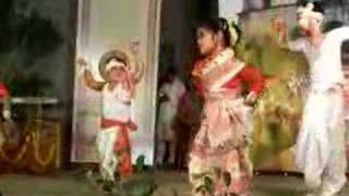 Bihu Dance of Assam