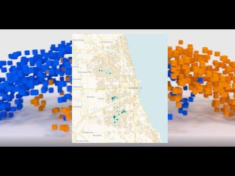 Creating a Geo-Temporal Map using CARTO  (Chicago Opendata crime) - TUTORIAL