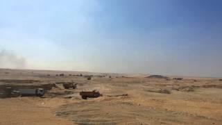 قناة السويس الجديدة مصر:أول يوم حفر 7أغسطس 2014