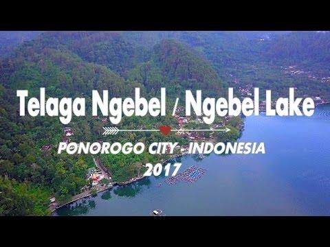Keindahan Wisata Alam Telaga Ngebel Ngebel Lake Ponorogo City Indonesia Hd
