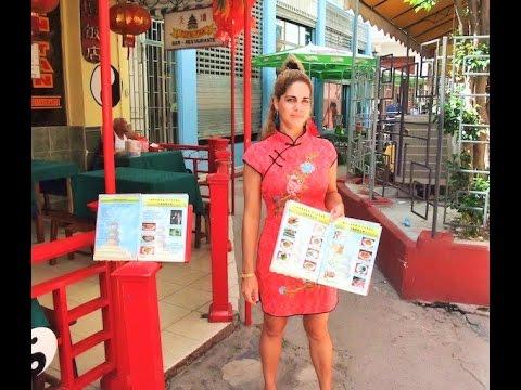Exploring The Barrio Chino (Chinatown) in Havana