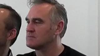 Morrissey With Fans May 26, 2012 Version 2
