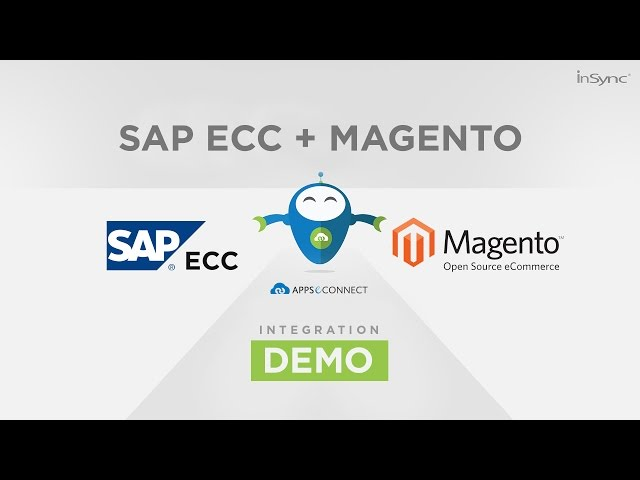 Comprehensive SAP ECC Magento Integration for B2B Commerce