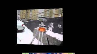 GPS для геодезии. Видео. Часть 1 Полевые измерения