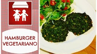 Hamburger Vegetariano (Secondi Piatti) 2C+K