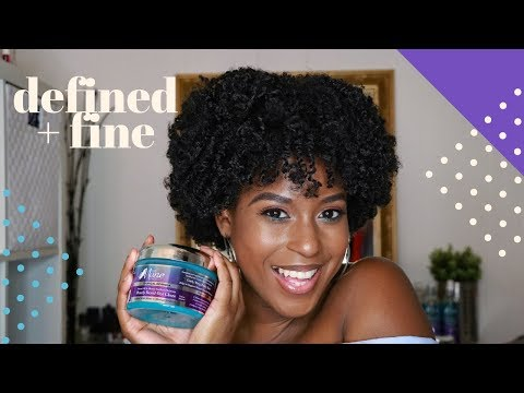 Super Defined 4C Twist Out | The Mane Choice Tropical Moringa Collection Mp3