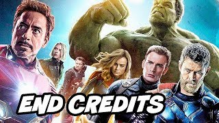 Avengers Endgame Ending and End Credits Scene Explained thumbnail