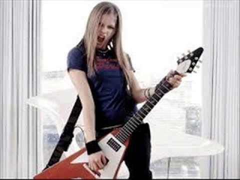 Top 6 Best Avril Lavigne Rock Songs Compilation (EXPLICIT)