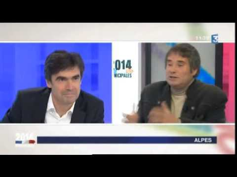 Municipales à Chamonix : le débat de France 3 Alpes