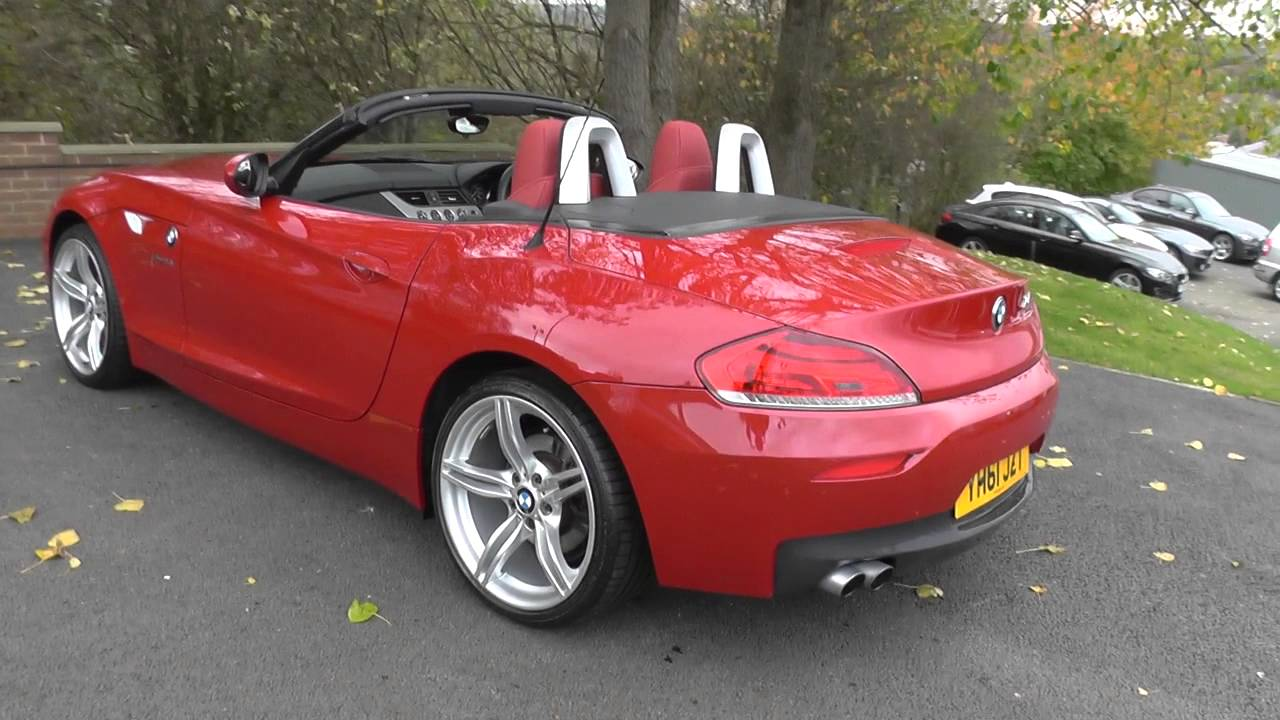 bmw z4 23i sdrive m sport highline edition 2dr u26942 youtube. Black Bedroom Furniture Sets. Home Design Ideas