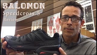 Salomon Speedcross 5 test and review - A beast of a trail running shoe
