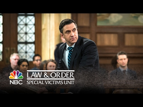 Law & Order: SVU - A Mother and Son Face-Off in Court (Episode Highlight)