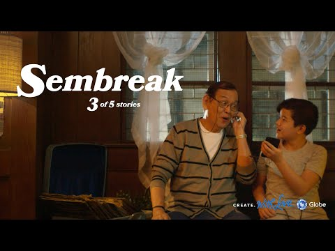 A #GrandparentsDay Story - Sembreak   #CreateWithLove