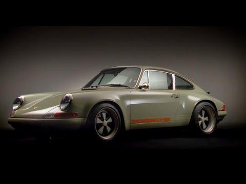 911 Modified by Singer | Porsche 911 Tribute | Top Gear | Series 20 | BBC