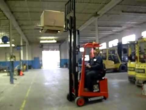 World S Smallest Forklift Youtube