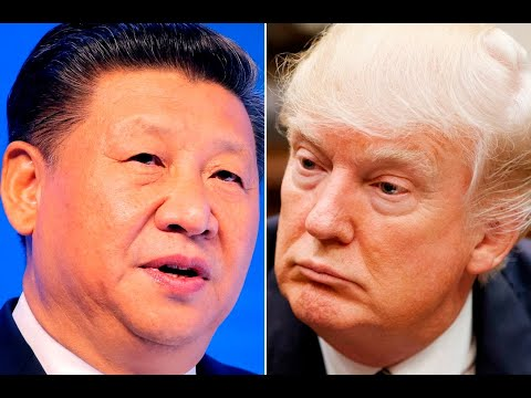 Donald Trump and Xi Jinping 'are done with each other'