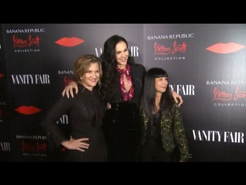 L'Wren Scott suicide: 'fashion world a pressure cooker'