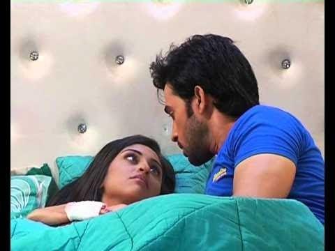 INTIMATE Love Scene Of KARAN and SAKSHI In...