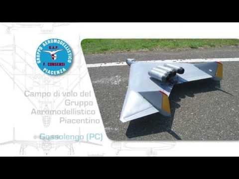 Arado E.555 - 3° e 4° volo (Flights #3 and #4)