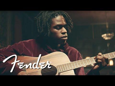 Daniel Caesar | Here For The Music | Fender