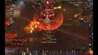 Weapons Of Thrall vs Beastlord Darmac Normal First kill