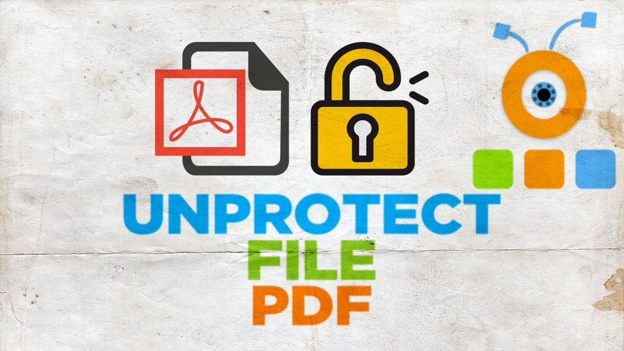 Unsecure Pdf File
