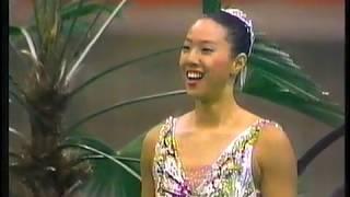 1988-OG-Seoul (KOR) : Solo Mikako Kotani (JPN)