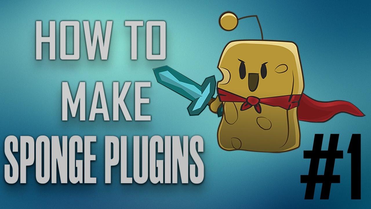 Sponge Plugin Tutorial Setting Up Your Workspace Episode - Minecraft sponge server erstellen 1 8
