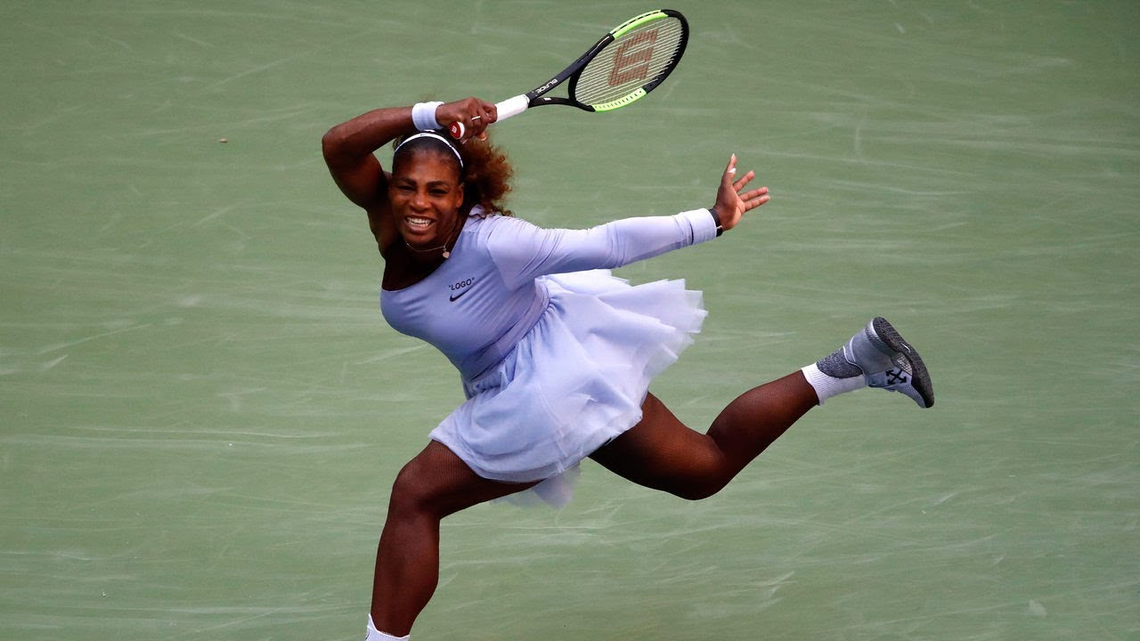 Serena Williams progresses to US Open quarterfinals