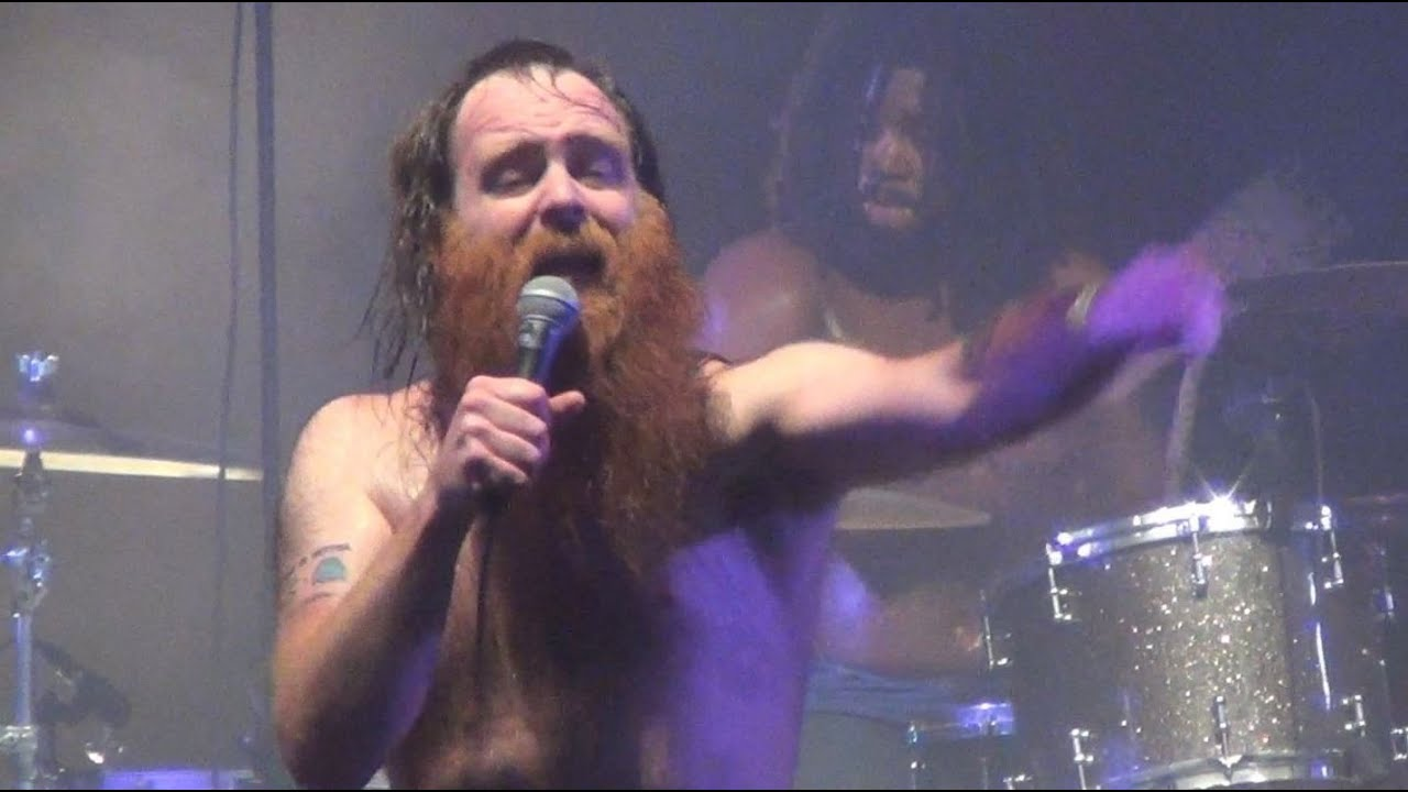 Valient Thorr Man Behind The Curtain Live Motocultor Festival