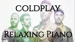 Coldplay | Full Relaxing Piano | 20 Songs