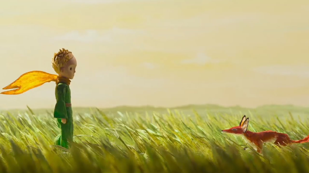 The Little Prince Trailer (2016) - Paramount Pictures