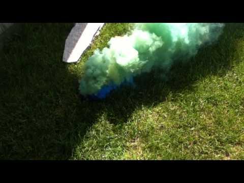 5 TNT Brand Colored Smoke Balls