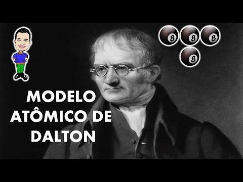 Modelo Atômico De Dalton (modelo Da Bola De Bilhar) #'1