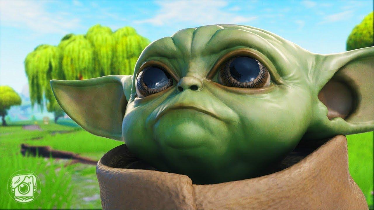 Baby Yoda Origin Story A Fortnite Short Film Youtube Despite luke skywalker's legendary exploits for the. baby yoda origin story a fortnite short film