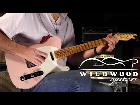 Fender Custom Shop Wildwood 10 Relic-Ready 1952 Telecaster  •  SN: R101101