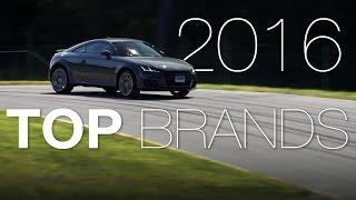 2016 Top Auto Brands | Consumer Reports