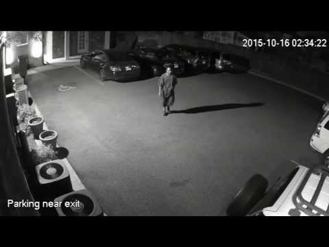 Door checker apprehension 10/16/15
