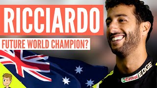 Will Daniel Ricciardo EVER be World Champion? Ft. @Josh Revell