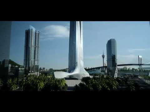 Hengqin International Financial Centre, Zhuhai, China