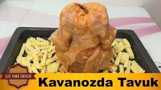 Fırında Kavanozda Tavuk Nasıl Yapılır ? | Fırında Soslu Tavuk Tarifi