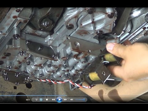 2002 dodge dakota transmission shifting problems
